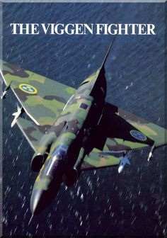 SAAB Viggen Fighter Aircraft Technical Brochure Manual - Aircraft Reports - Manuals Aircraft Helicopter Engines Propellers Blueprints Publications