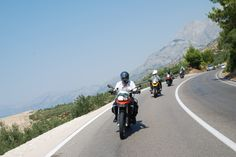 South Eastern Europe Motorcycle Tour - inding roads, reach culture, UNESCO World Heritage sites, the Adriatic Sea and delicious traditional cuisine. Ride the best motorbike roads of eight South Eastern European countries in an incredible 18 day motorcycle adventure!