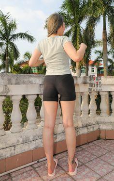 微博 Gym Pants, Asian Fashion, Casual Shorts, Sexy, Model, Girl Clothing, Scale Model