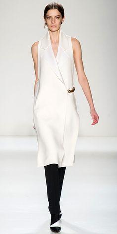 Runway Looks We Love: Victoria Beckham - Victoria Beckham from #InStyle