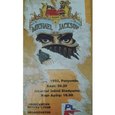 King of pop MJ 1993