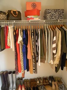 making a spare room into a walk in closet