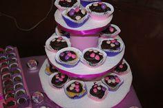Jéssica Marques: Suporte de Cupcakes e Bandeja para Doces...
