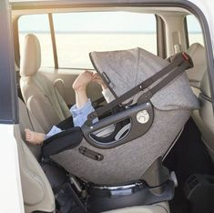 Orbit Baby Limited Edition Porter Collection Infant Car Seat & Base Related posts: 19 Charts That Will Make Life With. Orbit Baby, Baby Gadgets, Baby Prams, Baby Footprints, Baby Necessities, Baby Supplies, My Baby Girl, Baby Girls, Baby Furniture