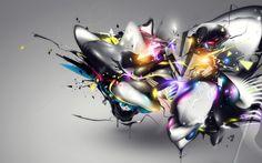 Fonds d'écran et art graphique - créations numériques - fonds d'écran gratuits by unesourisetmoi