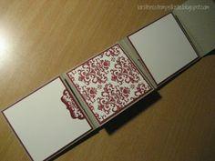 Mini carte enveloppe