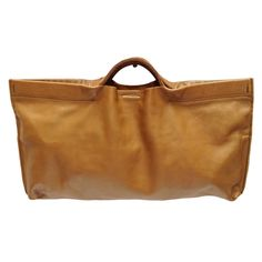East Handbag Camel by Jo Handbags