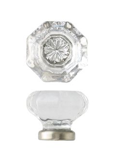 Clear Old Town Economy Knob, Medium - Diameter Cabinet Knobs, Door Knobs, Bathroom Installation, Kitchen Hardware, Knobs And Pulls, Simple House, Old Town, Home Goods, Awesome House