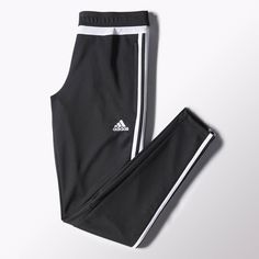 Tiro 15 training pants -Warm up without getting too hot in these women's soccer pants. Made with breathable climacool® ventilation, they feature ankle zips and a women's-specific fit. Soccer Pants, Adidas Sweatpants, Sport Outfits, Gym Outfits, Training Pants, Athletic Wear, Courses, Workout Gear, Ripped Jeans