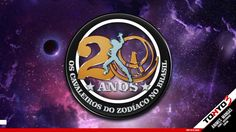 Os Cavaleiros do Zodíaco - 20 anos no Brasil