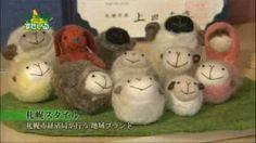 おおいえ のりこ・BS日テレ・北海道すたいる2010.4.4, via YouTube.