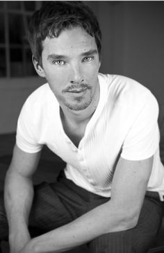 Is there anyway Benedict Cumberbatch can't look good? I don't think so.