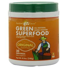 Green Superfood Complete Drink  http://aboutchia.com/super-foods/green-superfood-drink