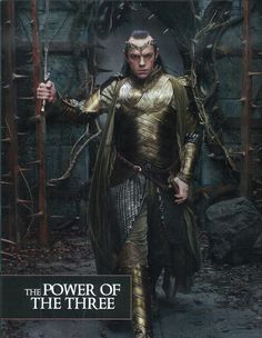 New photo of Elrond in TBOFA