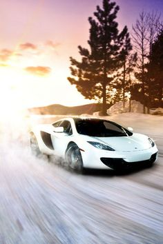 McLaren MP4-12C - beautiful automotive photography. Click on this beauty to win the ultimate supercar driving experience!