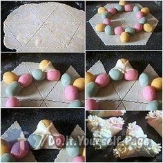 Tea Cookies, Cupcake Cookies, Eid Food, Pineapple Tart, Icing Techniques, Sweet Cupcakes, Arabic Food, Macarons, Wedding Cakes