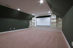 Bonus Room / Theater Room