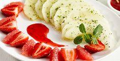 Carpaccio z miodowego melona #lidl #przepis #carpaccio #melon #miodowy