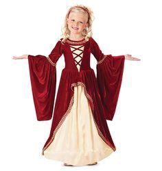 Cheap Crimson Renaissance Princess Kids Costume http://www.go4costumes.com/NewProduct/Crimson-Renaissance-Princess-Kids-Costume/index.php