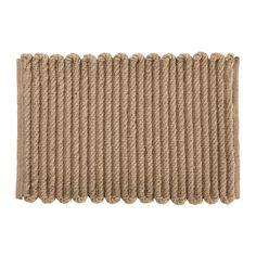 IKEA - LISEL, Door mat, Easy to keep clean - just vacuum or shake the rug.