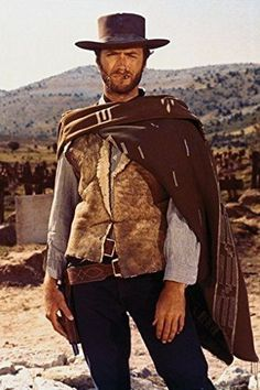THE GOOD the BAD and the UGLY POSTER Clint Eastwood RARE HOT NEW 24x36