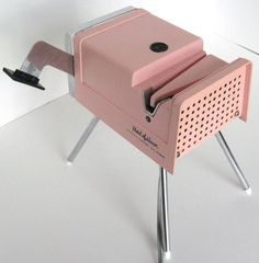 Vintage Can Opener with Knife Sharpener Electric by thewildburro, $52.00