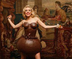 dress of Chocolate