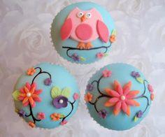 Pöllömuffinit