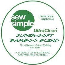 "Full Bolt Super Soft Bamboo Blend 15m (90"" wide)"