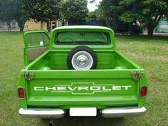 1976 Chevy C-10 - Brasil