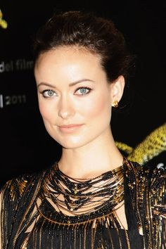 Olivia Wilde is a golden girl