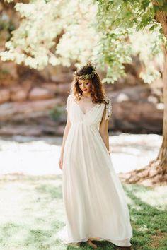 Rue de Sine wedding dress   from the @aandbebridal look book   see more on: http://burnettsboards.com/2014/11/10-perfect-wedding-dresses/
