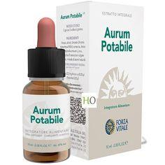 Aurum Potabile 10 ml – Herbolario Oriente