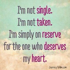 How to Have a Satisfied Heart in the Wait. #waiting #single #marriage