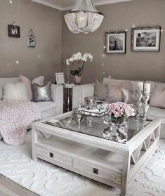 81 cozy living room decor ideas to copy 55 Interior Design Glam Living Room, Living Room Decor Cozy, Elegant Living Room, Bedroom Decor, Apartment Living, Decoration, Living Room Designs, Furniture, Home Decor