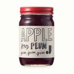 Jamie Oliver's Apple and Plum Jam