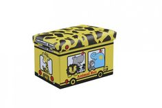 Taburet pentru copii Kiri Yellow #kidsroom #homedecor Ron, Kidsroom, Outdoor Furniture, Outdoor Decor, Ottoman, Yellow, Home Decor, Bedroom Kids, Decoration Home
