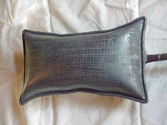 Elizabeth Brim - inflated metal pillow Northeast Blacksmiths,Event Gallery, Spring 2003 Meet, Elizabeth Brim