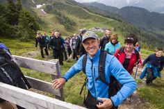 Hermann Maier Wandertag in Flachau am 29.6.2013 #flachau #hermann_maier
