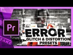 Glitch Effect Tutorial (Adobe Premiere Pro) - YouTube