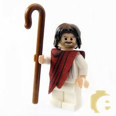 Custom LEGO Jesus Of Nazareth