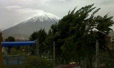 AREQUIPA. ALERTA. Desde hoy inician fuertes ventarrones en Arequipa http://hbanoticias.com/11352