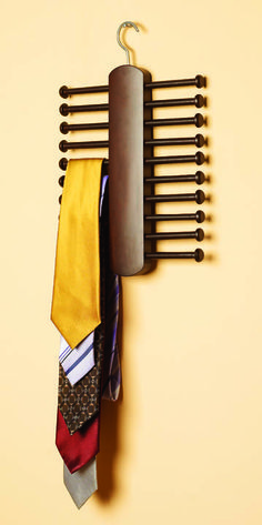 tie rack simple