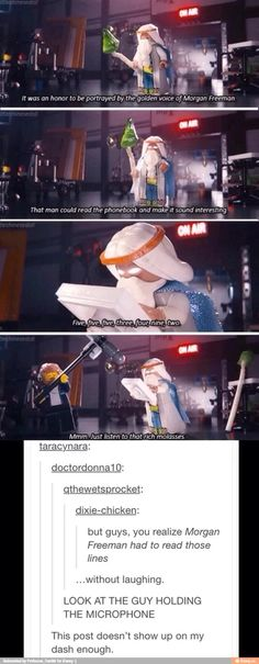 This Lego Movie is the absolute best.