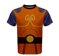 Men's Hercules Inspired Disneybound Shirt