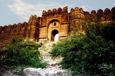 Rohtas Fort is a formidable structure built over hillocks and looking out at what is left of Jhelum river, Grand Trunk Road runs from Calcutta to Kabul. It is one of the best known highways of the ancient times and still lot of travelers wish to travel by it.    Today, Rohtas is the pride of Pakistan and one of the eight World Heritage Sites of UNESCO.