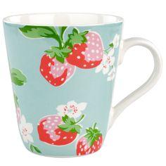 Strawberry Blue Stanley Mug | CathKidston