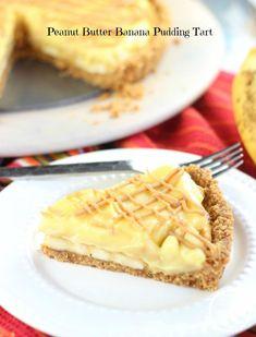 peanut butter banana pudding tart 19 pin
