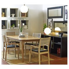 Mesa comedor - madera color claro