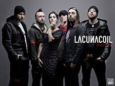 Lacuna Coil!